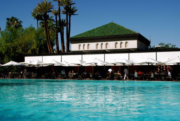 La Mamounia piscina 4