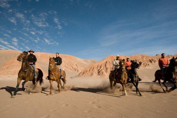 Cabalgatas, Hotel Explora Atacama
