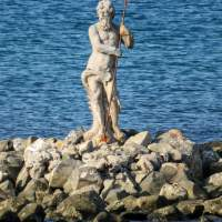 Ostia - Neptune lost his trident