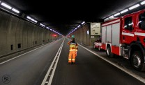 Gotthard Road Tunnel