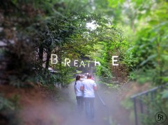 You are were you need to be. Just breathe. Expo 2015 Milano