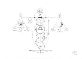Geometric Libra - Paper and Pencil