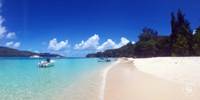 Anse St. José on Curieuse Island, Seychelles - a lovely paradise!