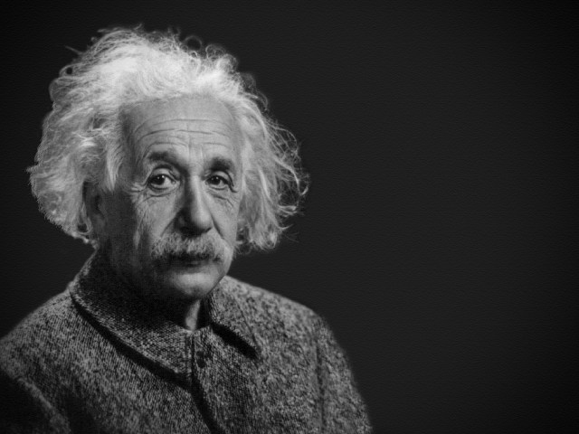Albert Einstein Portrait (pixabay)