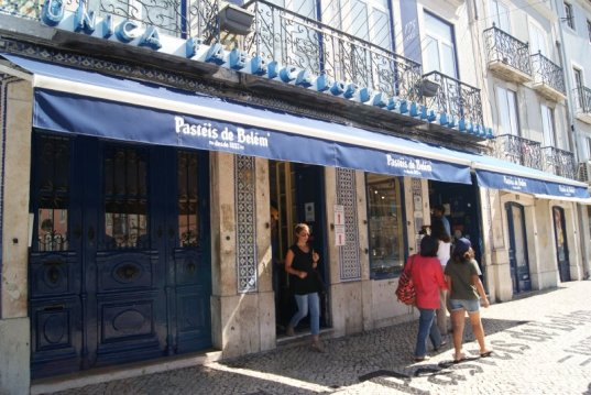 293 - Pastelaria Pastéis de Belém