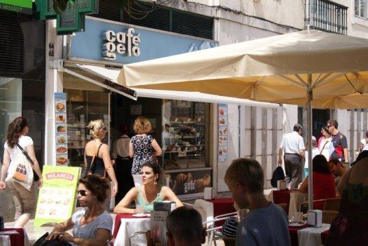 462 - Pastelaria Café Gelo (Lisboa)