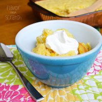 Corn Casserole from Scratch