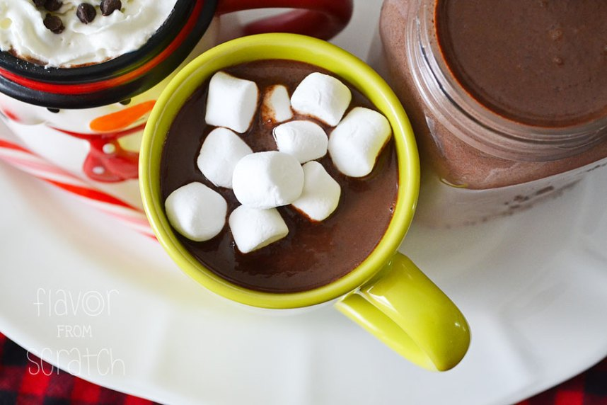 Christmas Eve Hot Chocolate