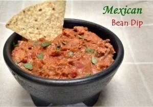 Mexican Bean Dip