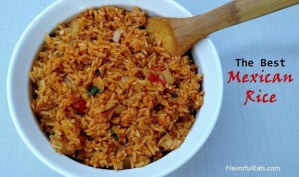 The Best Mexican Rice