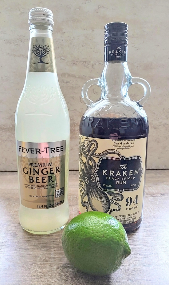 Perfect Dark Stormy Flavorful Eats