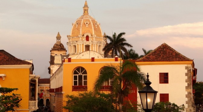 Dining in Style in Cartagena