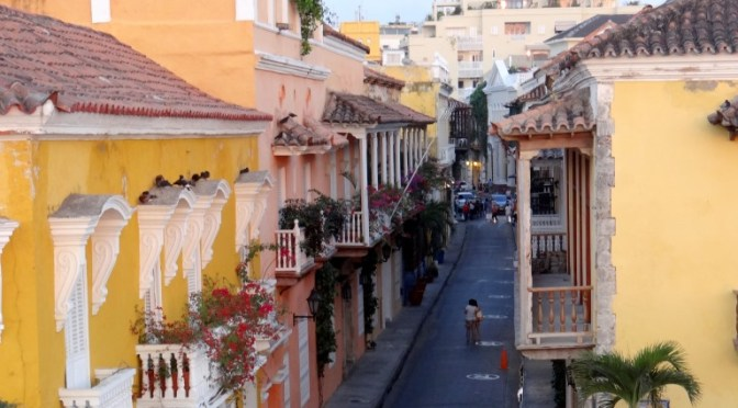 5 Things I Learned in Cartagena