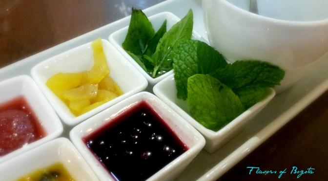 Flavor Fridays: Aromatica Tea at La Florida