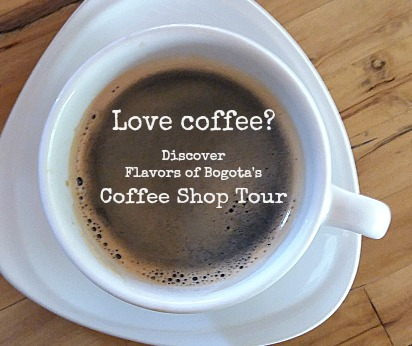 Coffee Shop Tour in Bogota