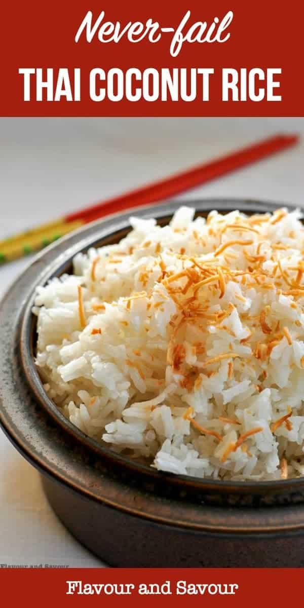 Never-Fail Thai Coconut Rice pin