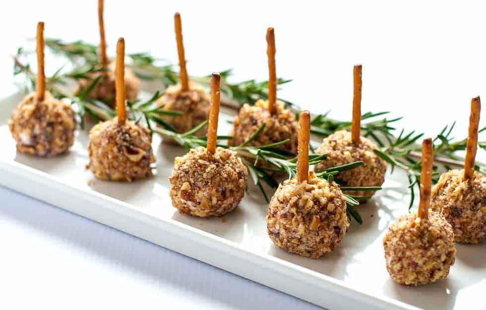 Mini cheese balls on a stick fun finger food flavour and savour mini cheese balls on a stick fun finger food a tiny bite on forumfinder Gallery