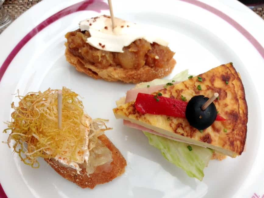 Spanish tapas |www.flavourandsavour.com