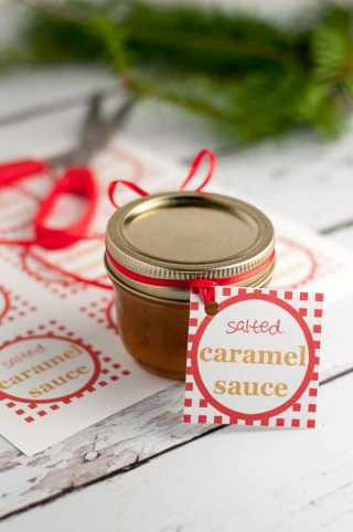 Salted Caramel Sauce Two Ways. Recipes and easy instructions for Classic and Paleo Caramel Sauce.