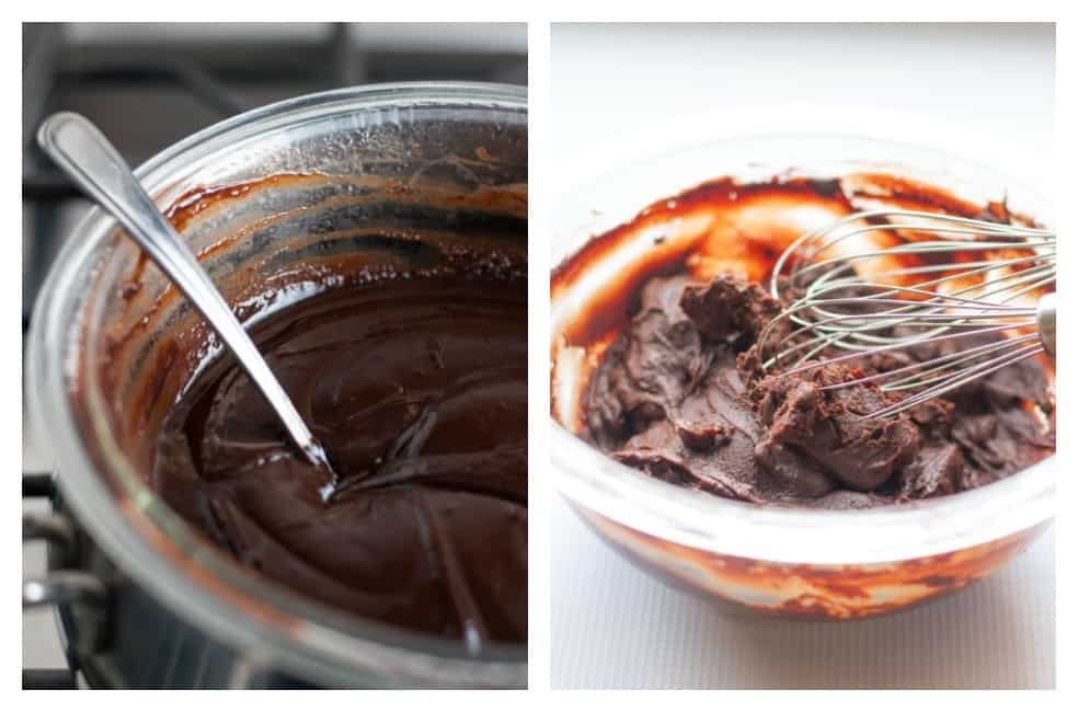 Whipped Chocolate Coconut Milk Frosting