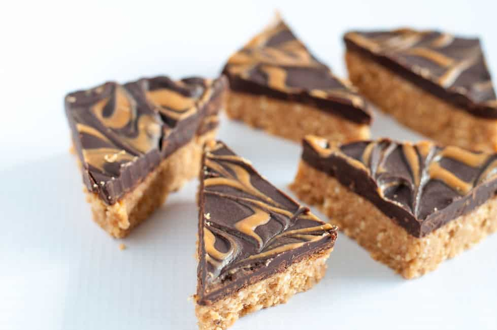 how to cut sweet bars witout them breaking