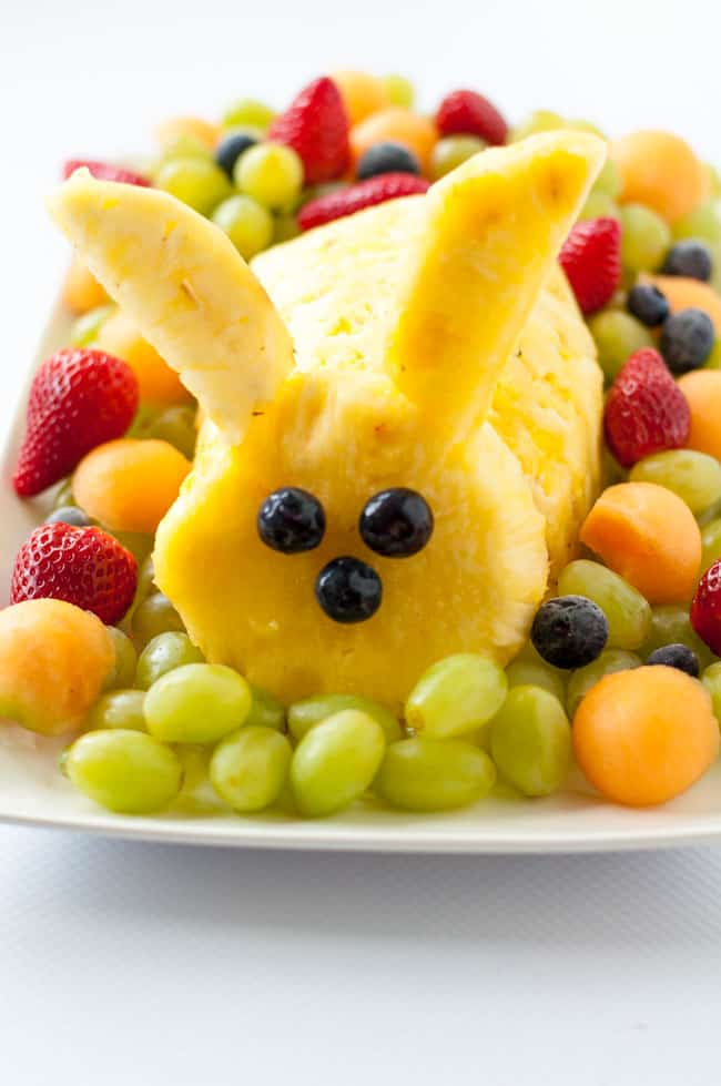 Pineapple Easter Bunny