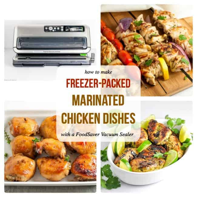 3 Easy Chicken Meals to Marinate, Freeze and Bake