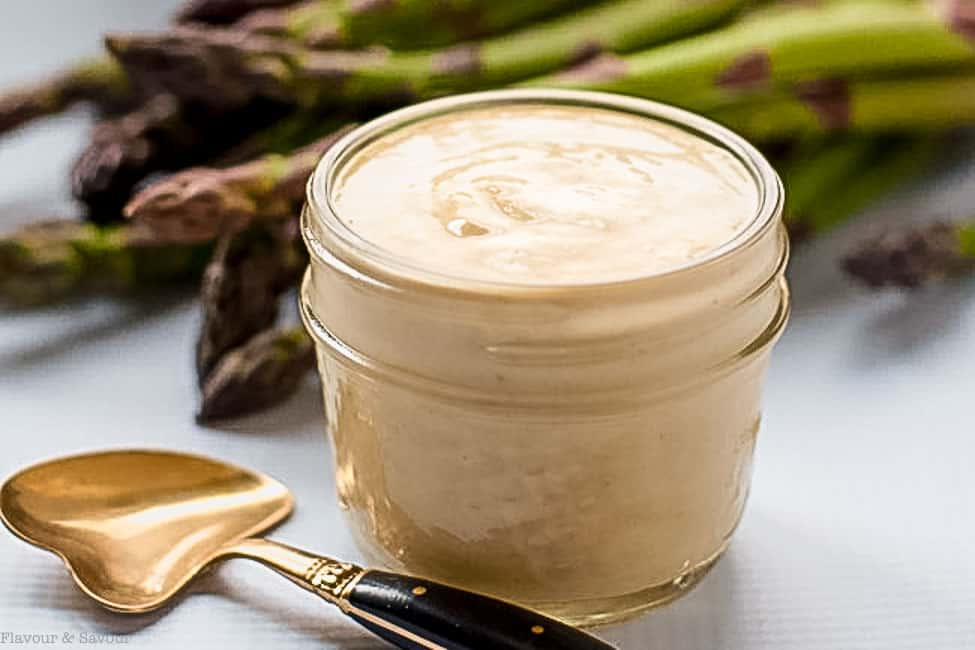 Simple Lemon Tahini Sauce.