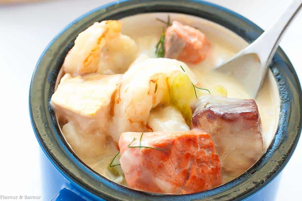 How to Make the Best Seafood Chowder