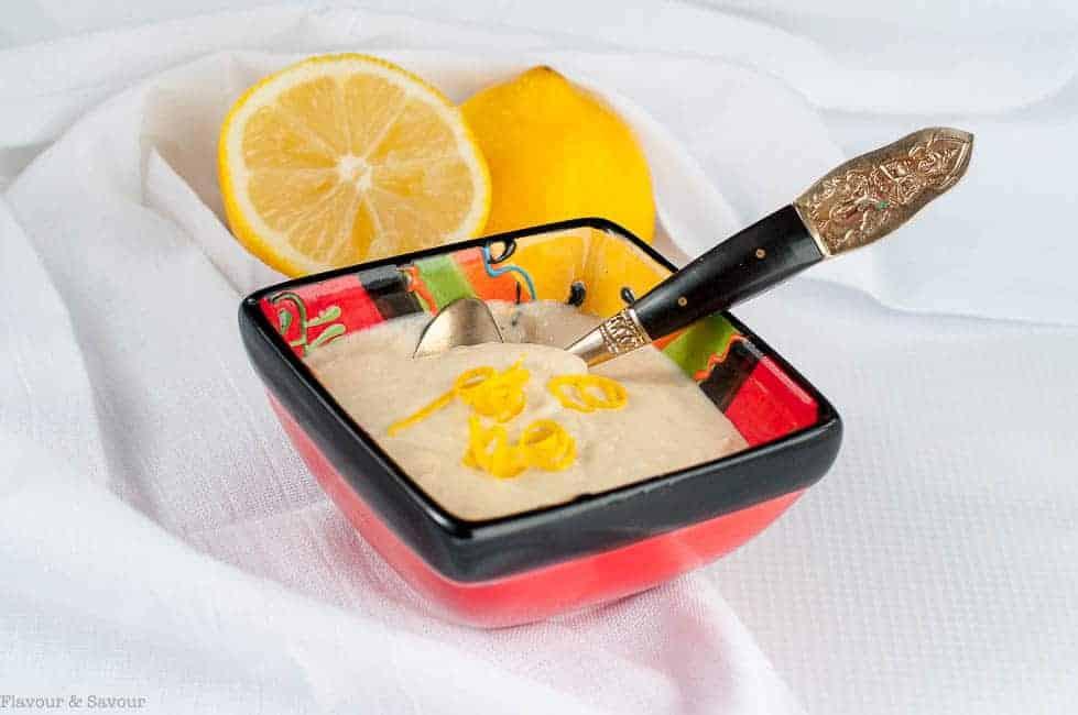 Lemon Tahini Dressing for Lemon Tahini Roasted Vegetables