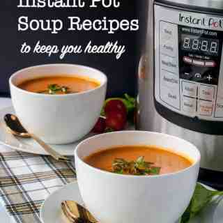 5 Clean-Eating Instant Pot Soup Recipes title