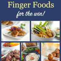 15 Game Day Finger Foods for the Win!