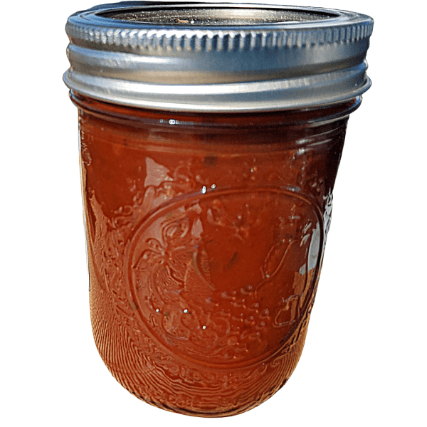 Flavorful and unique bloody mary artisan jam, handmade from local ingredients by Flavour in a Jar.