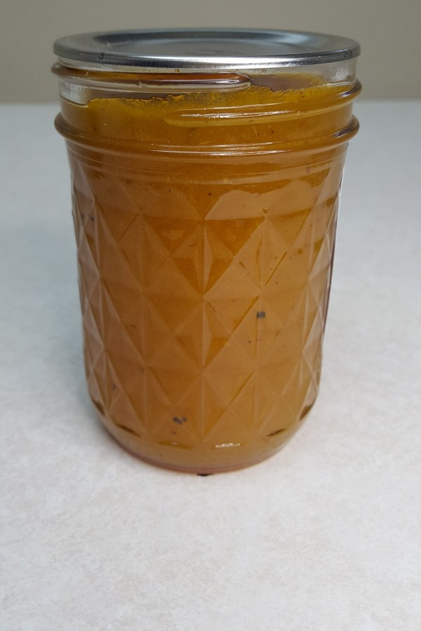 Pear maple curry artisan jam made fresh and locally by Flavour in a Jar.
