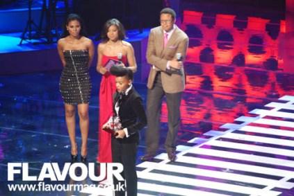 Janelle Monae wins for Centric Award