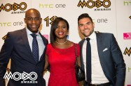 MOBO Awards 2013 nominations London, Sept 3 Sarah Tete and friends