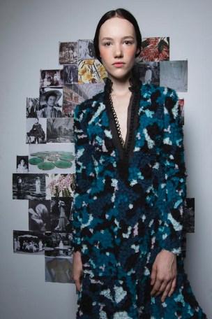 Erdem SS15, backstage (Daniel Sims, British Fashion Council) 2