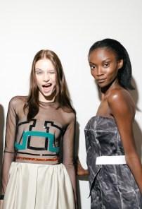 Marios Schwab SS15, backstage (Kensington Leverne, British Fashion Council) 4