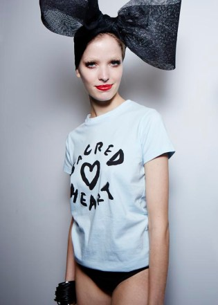 SIBLING SS15, backstage (Sam Wilson, British Fashion Council) 5