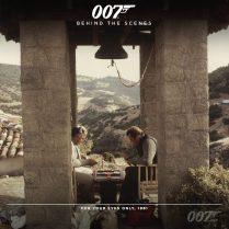 Bond 24 behind the scenes timeline photos 14