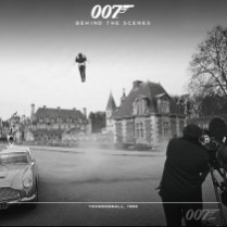 Bond 24 behind the scenes timeline photos 16