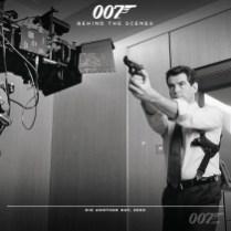 Bond 24 behind the scenes timeline photos 17