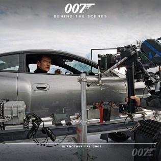Bond 24 behind the scenes timeline photos 2