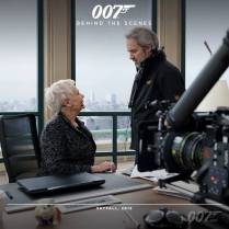Bond 24 behind the scenes timeline photos 26