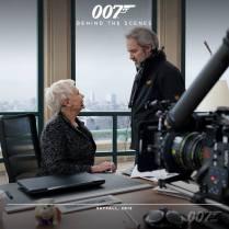 Bond 24 behind the scenes timeline photos 26