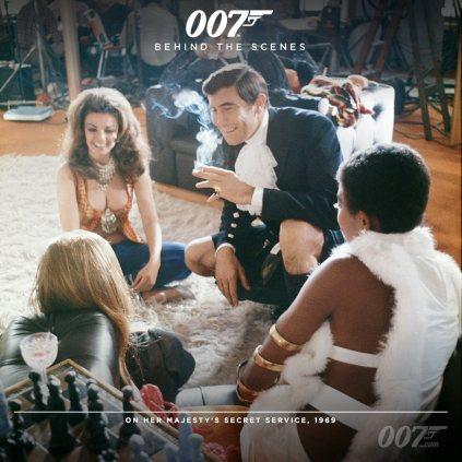 Bond 24 behind the scenes timeline photos 29