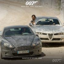 Bond 24 behind the scenes timeline photos 3