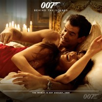 Bond 24 behind the scenes timeline photos 30