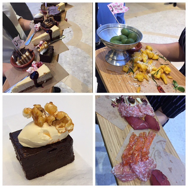 Tasting the goodies on the stunning new cruise ship Quantum of the Sea's #RoyalWow
