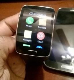 Samsung Gear S 4